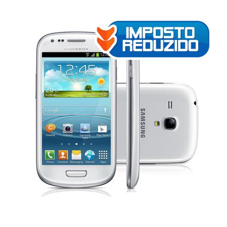 Galaxy S3 Mini Branco