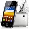 Samsung Galaxy Y no SUbmarino