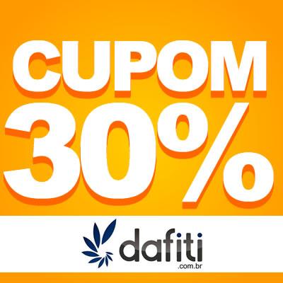 Cupom de desconto Dafiti 30%