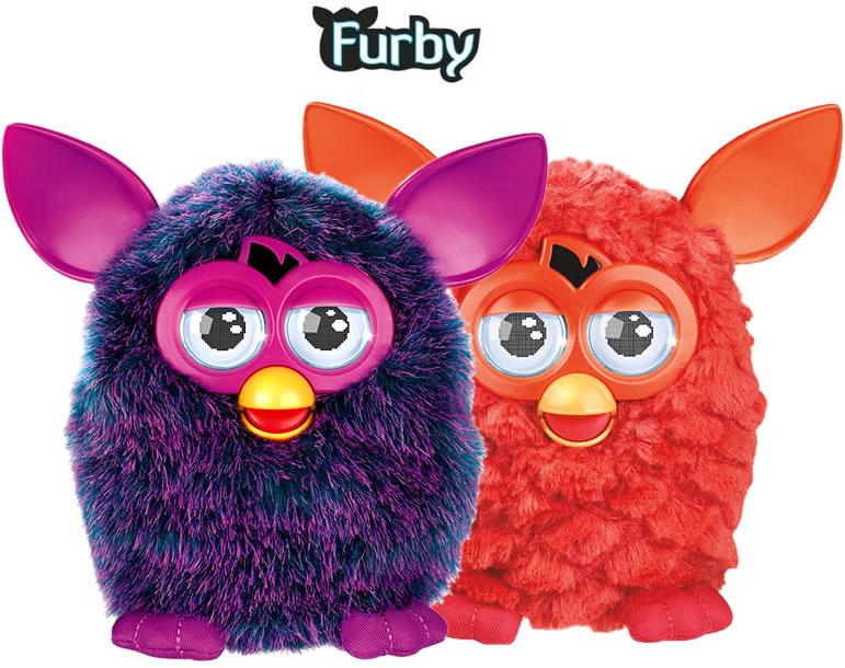 Bonecos Interativos Furby