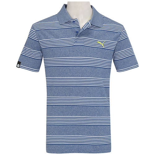 Polo Puma Sports Striped