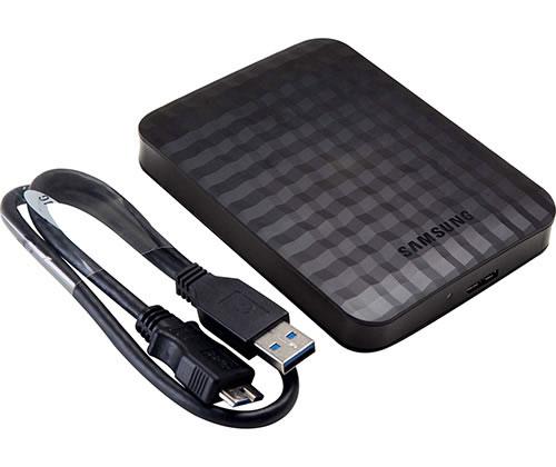 HD Externo Portátil 1TB M3 Portable - Preto - Samsung
