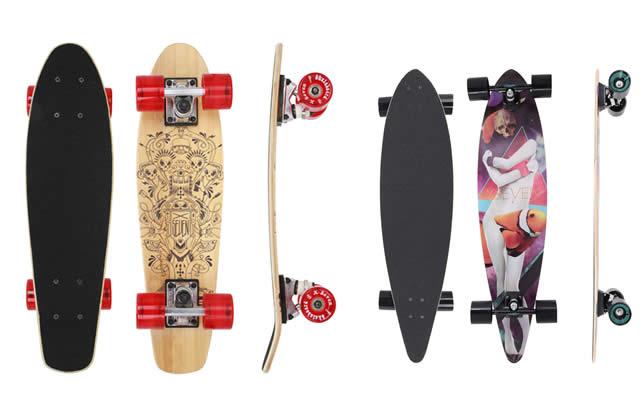 Long board e Skates X7 c/até 20% de desconto na Centauro