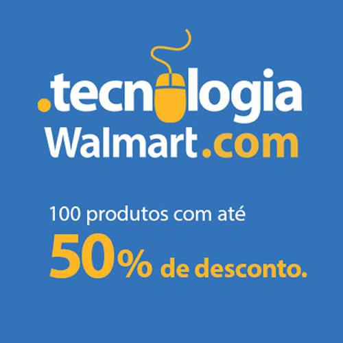 Walmart: 100 produtos de tecnologia com até 50% de desconto