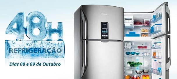 Fast Shop: 48H de Refrigeração - Refrigeradores com 10% de desconto