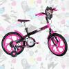 Bicicleta Monster High Caloi com cupom de desconto de 15% na Tricae