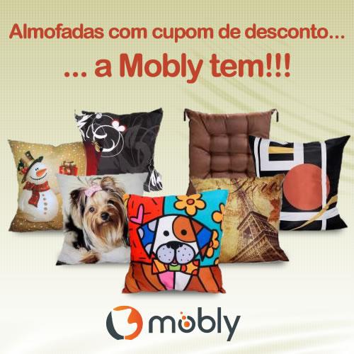 Mobly: Almofadas com cupom de desconto de 10%