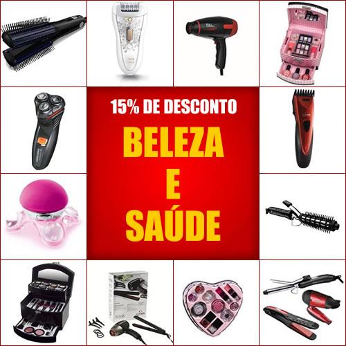 Shopfato: Cupom de desconto de 15% em beleza e saúde