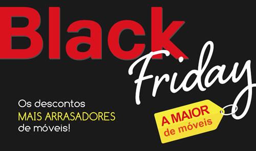 Descontos arrasadores no Black Friday das Lojas KD