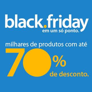 Black Friday no Walmart com até 70% de desconto