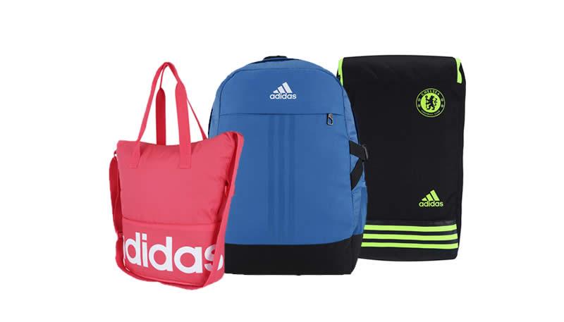 Bolsas e mochilas Adidas com até 33% de desconto na Centauro