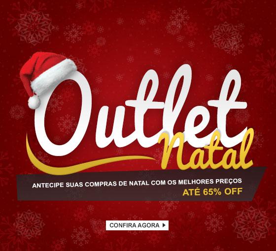 Outlet de Natal com até 65% de desconto na Kanui