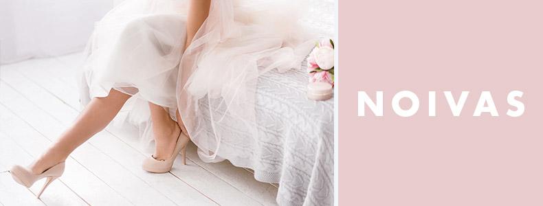 Sapatos, Peep Toes e Sandálias para noivas na Passarela