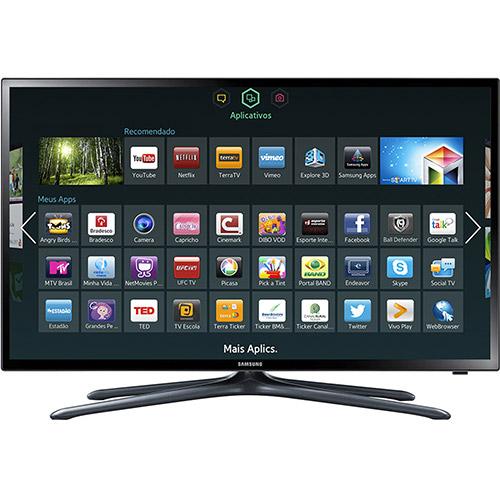 """Smart TV LED 32"""" Samsung por R$ 999 no boleto"""