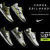 Tênis Nike que brilha no escuro com 12% de desconto na Netshoes