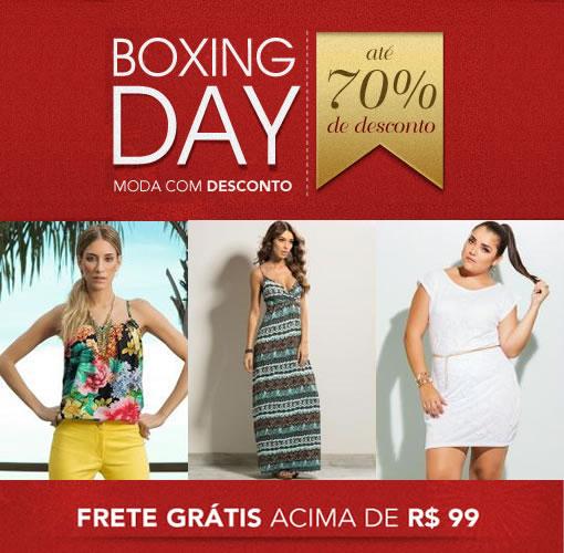 Posthaus: Boxing Day com até 70% off + frete grátis acima de R$ 99