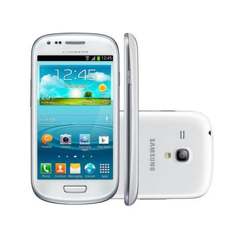 Samsung Galaxy S3 Mini com bom desconto na Ricardo Eletro