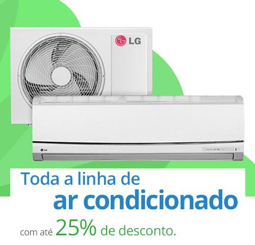Toda linha de ar condicionado com até 25% no Walmart