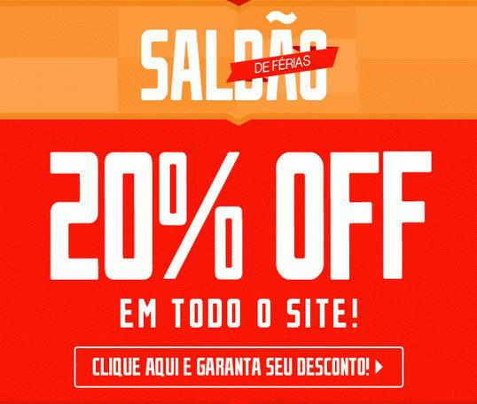 Saldão: Cupom de desconto de 20% na loja Ecolchao