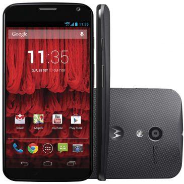 Smartphone Desbloqueado Motorola Moto X Preto