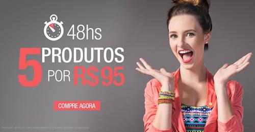 Renner: 5 produtos por apenas R$ 95