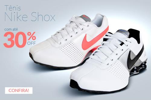 dec7f3e242357 Nike Shox com até 30% de desconto    Dafiti Sports Descontosjá!