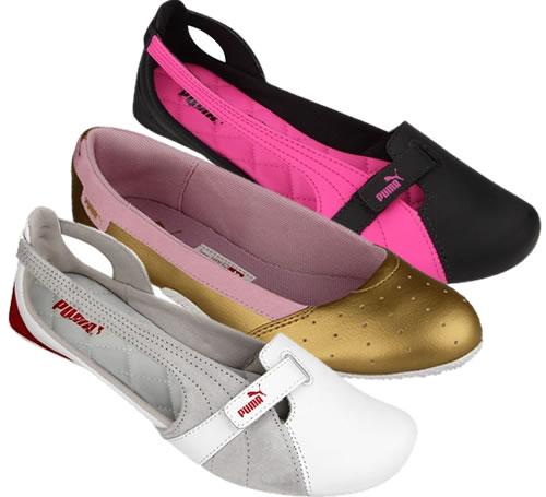 Netshoes: Sapatilhas femininas Puma com até 47% de desconto