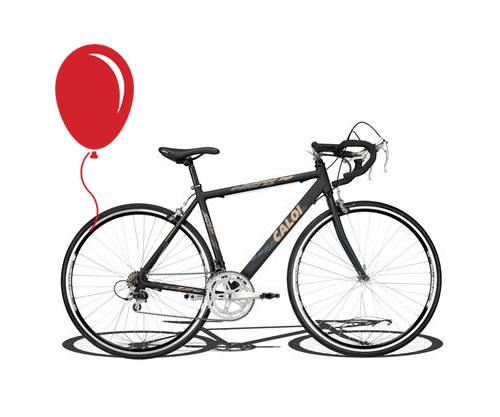 Bicicletas com até 40% de desconto no Shopfato