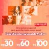 Dia da Mulher: Desconto progressivo de até R$ 100 na Polishop