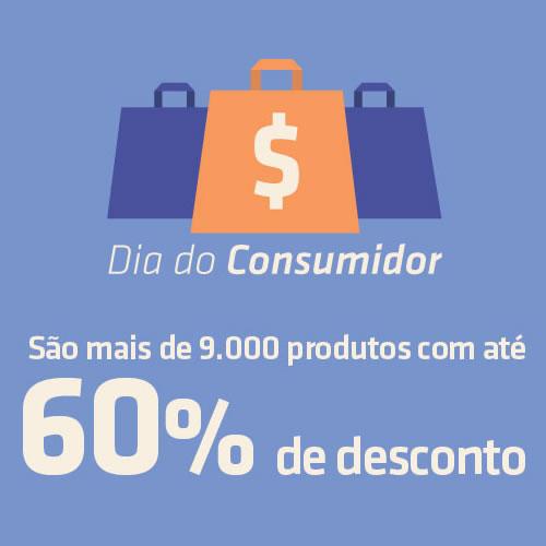 Shoptime: Até 60% de desconto no Dia do Consumidor