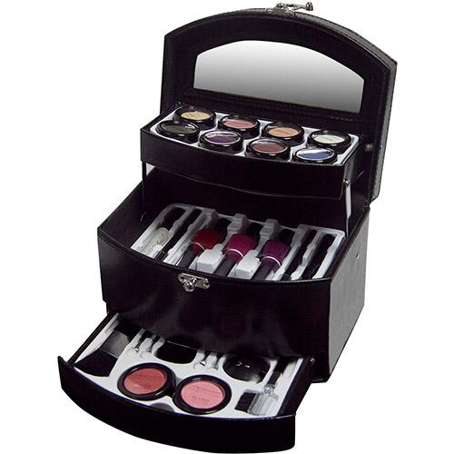Maleta De Maquiagem Beauty Secrets New Me