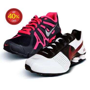 Nike Shox a partir de R$ 299 na Dafiti Sports