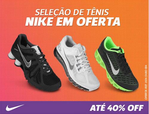 Netshoes  Seleção de tênis Nike com até 40% de desconto a9d28beea3ed8