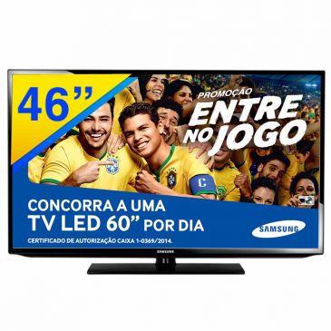 """Smart TV Samsung 46"""" Full HD FH5303 com 24% de desconto no Clube do Ricardo"""