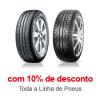 Toda linha de pneus com 10% de desconto