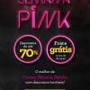 Semana Pink com descontos de até 70% na Marisa