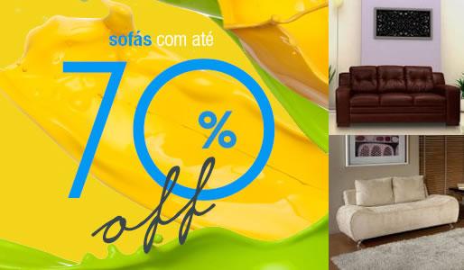 Mobly: Móveis com até 70% OFF + cupom de 15%