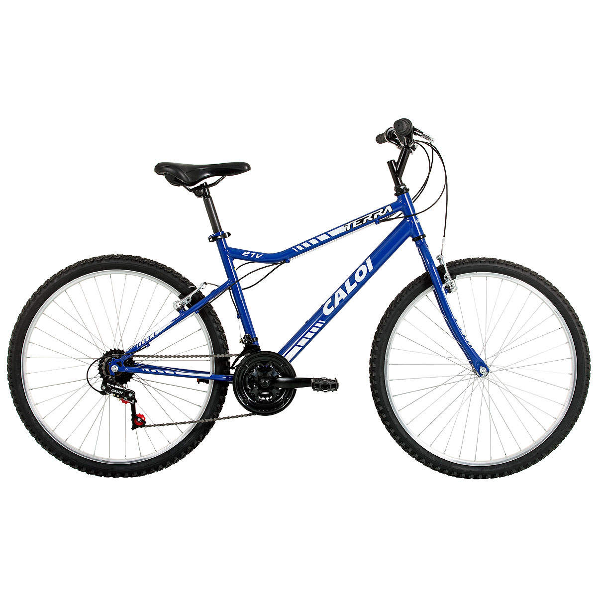 Centauro: Bicicleta Caloi Terra com 11% de desconto + 5% no boleto