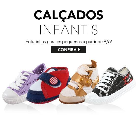 Calçados infantis a partir de R$ 9,99 na Posthaus