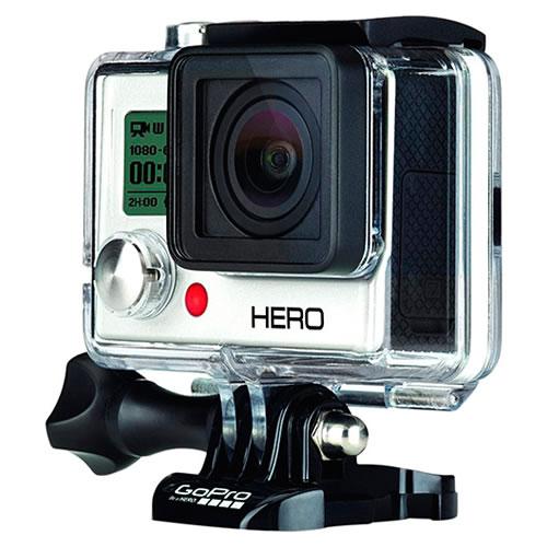 Shoptime: Câmera GoPro Hero3 com Wi-Fi Embutido por R$ 999 à vista