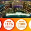 Desconto progressivo de até 20% no Hotel Urbano