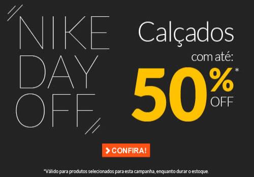 Calçados Nike com até 50% de desconto na Dafiti Sports