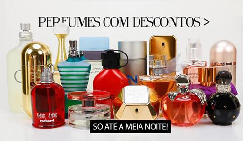Perfumes com ótimos descontos na Renner