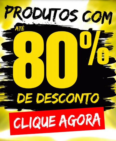 Produtos com até 80% de desconto no Ricardo Eletro
