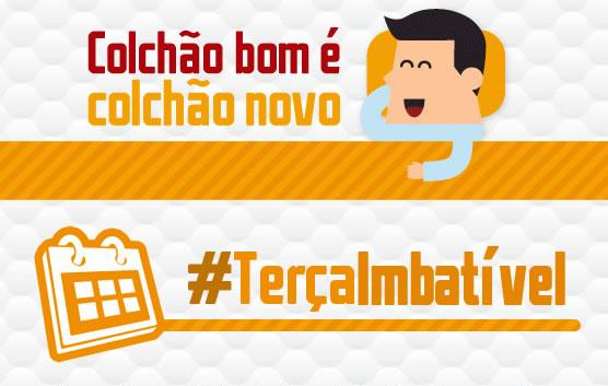 Dia de #Terçaimbatível no Ecolchao com descontos em camas box