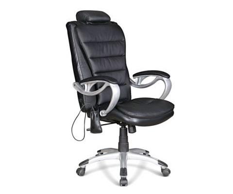 Cadeira Presidencial Massageadora E-0971 Bivolt - Relaxmedic com 50% de desconto no Clube do Ricardo