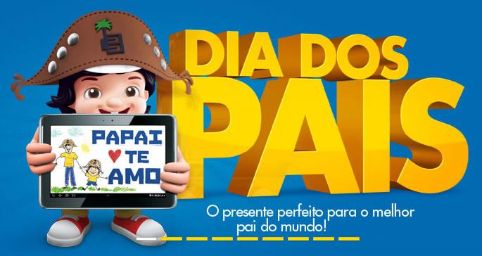 Dia dos Pais na Casas Bahia