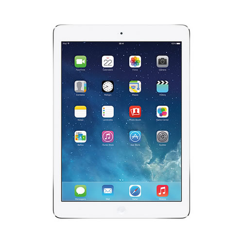 iPad Air 64GB 4G e Wi-Fi Prata por R$ 2.069,17 à vista no Submarino