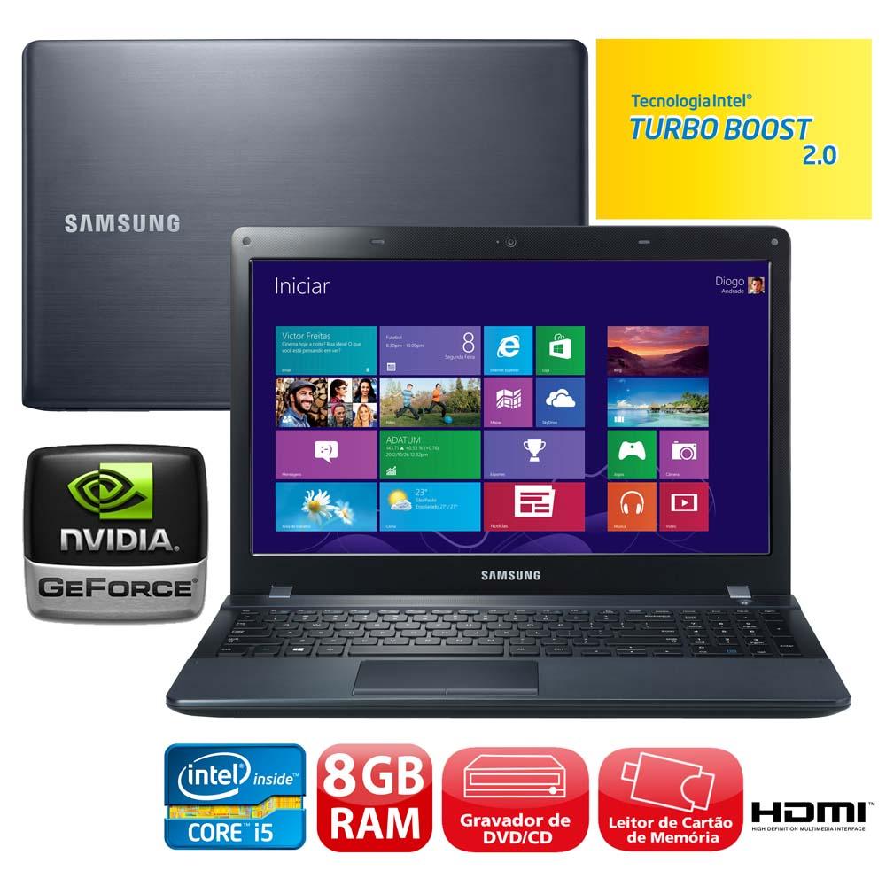 Extra: Notebook Samsung ATIV Book 2 por R$ 1.994,05 à vista