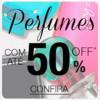 Perfumes com até 50% de desconto na Renner